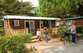 Camping Tamarins Plage