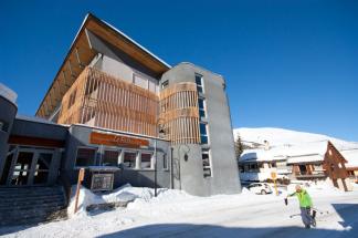 sejours ski Village Club La Pulka