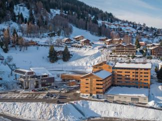 Swisspeak Resort - Vercorin