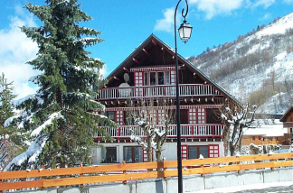 Appartements Chalet Ickory