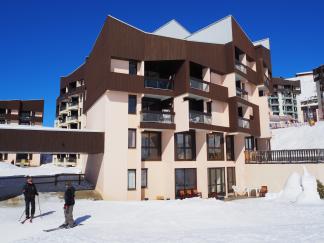 Appartements Soldanelles B