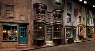 THE MAKING OF HARRY POTTER - Visite des studios + 2 nuits en appart'hôtel 4*