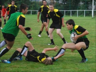 Stage de Rugby - Eté / Gironde